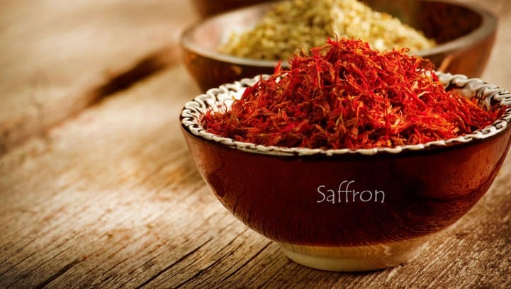 Saffron for Healthy Body and Skin