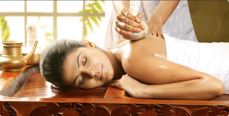 ayurvedic massage for female