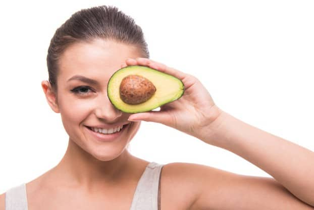 Avocados for good eyesight