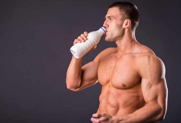 Milk for Body Builders