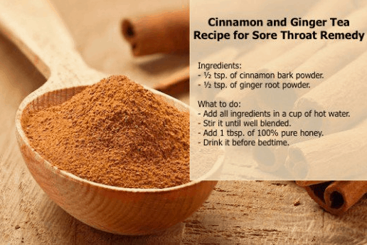 sore throat remedies, best tea for sore throat