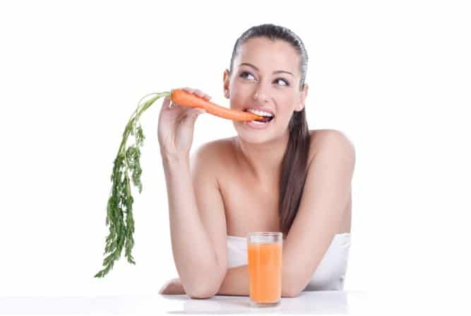 Natural Benefits of Carrot