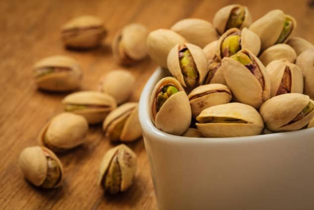health benefits of pistachios or pista