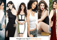 Celebs who turned from Fat to Film-Slim; Weight loss journey of Bollywood Actresses