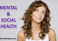 Social and Mental Health, an Important Aspect of your Life