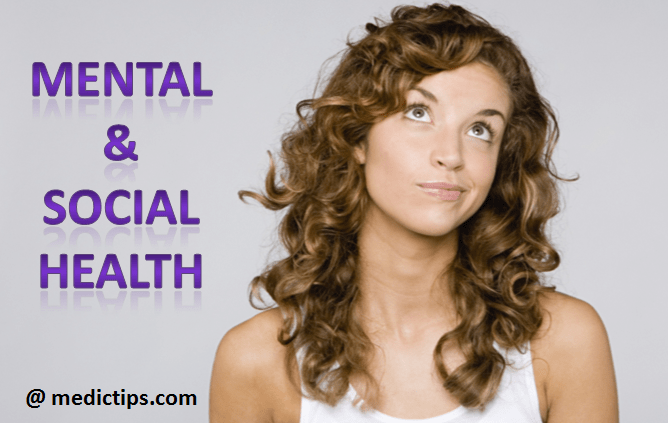 mental and social health tips