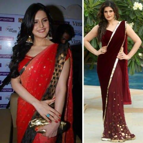 zareen khan weight loss secret