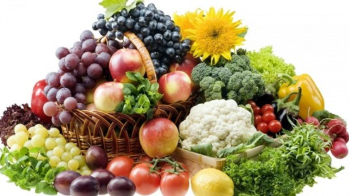 healthy fruits and vegetables for perfect diet