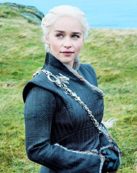 Daenerys Targareyn latest