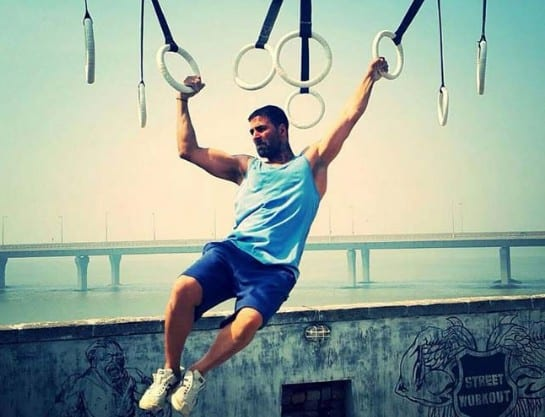 akshay kumar health and fitness secrets