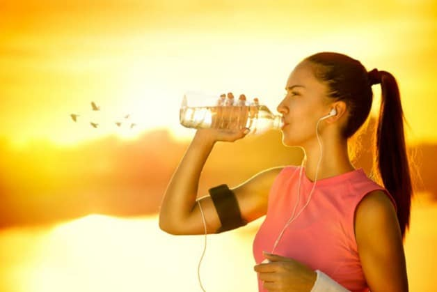 healthy lifestyle with proper healthy workout and excercise