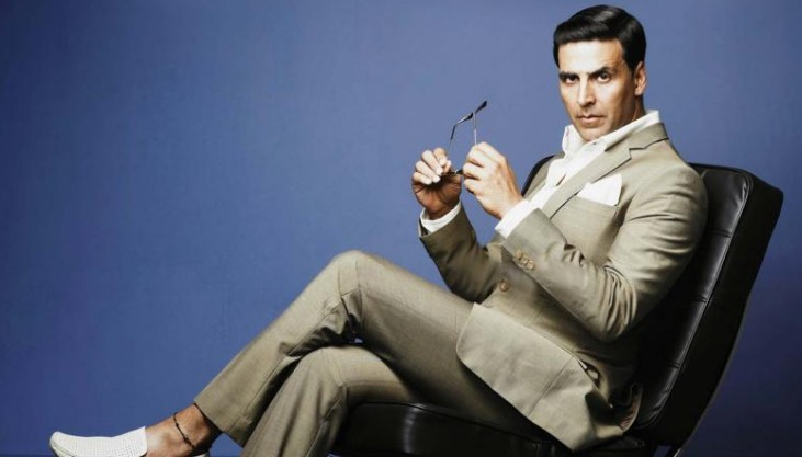 styly and fitness icon akshay nickname akki
