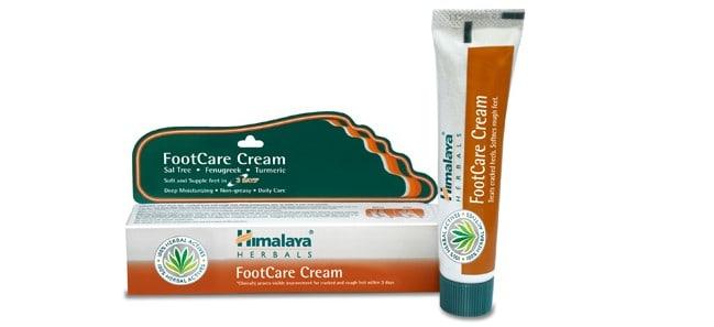 himalaya natural cream for healthy feet