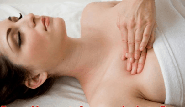 breast massage for saggy breast