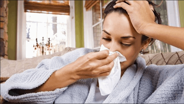 cold and fever symptoms and natural cure