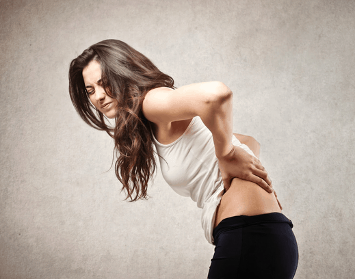 lower back pain female natural remedies