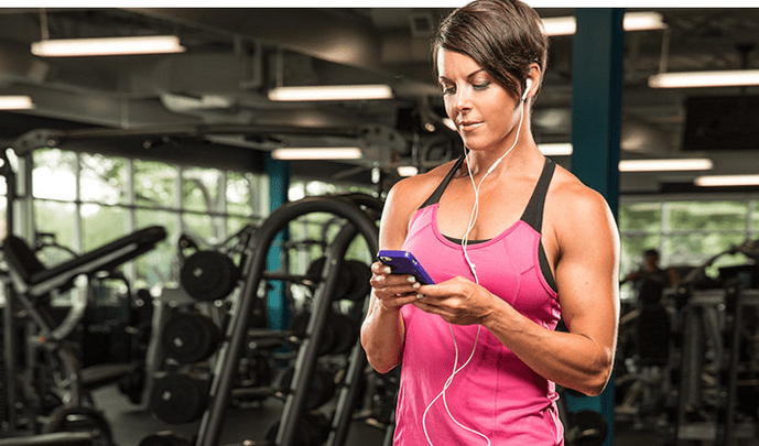 listening to music while exercising workout tips