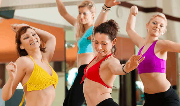 zumba fitness dancing for healthy body