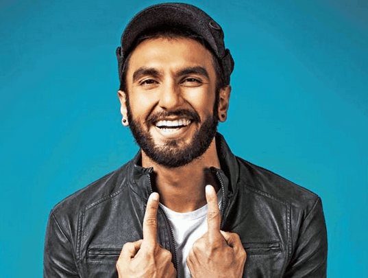 ranveer singh smiling photo