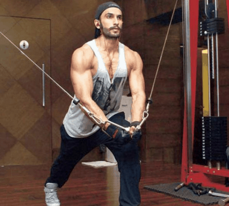 ranveer singh workout routine and diet plan