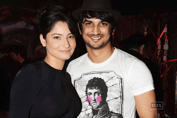 sushant singh rajput married to ankita