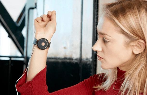 doppel fitness bracelet, fitness gadget