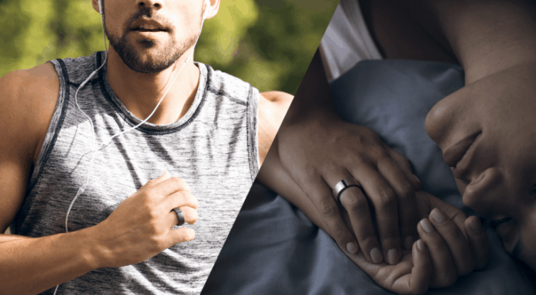 motiv ring for fitness enthusiast
