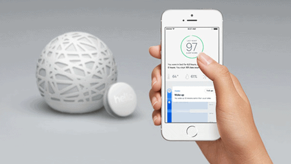 sense sleep sensor fitness gadget