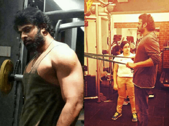 prabhas gym workout and diet plan