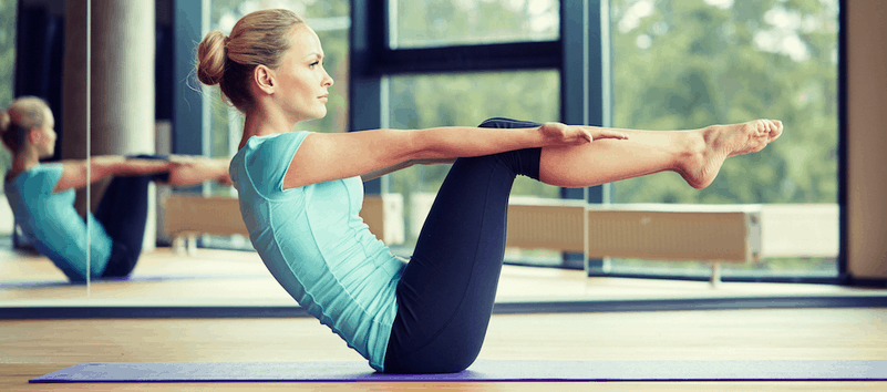fitness pilates classes for women