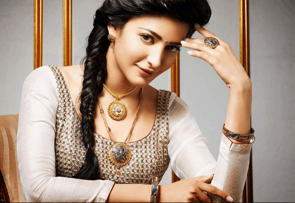 shruti hassan beauty mantra