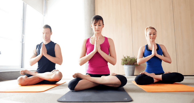 yoga health benefits and fitness mantra