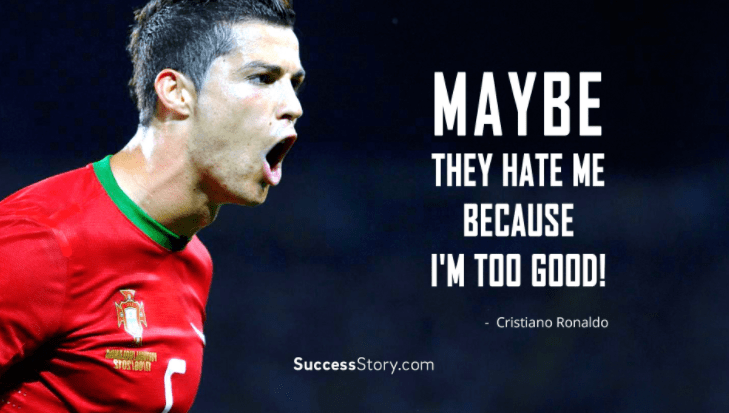 Cristiano Ronaldo best pics and sayings