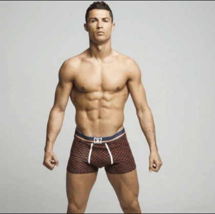 Cristiano Ronaldo workout and diet plan body shape