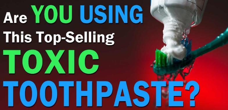 Harmful Toothpastes