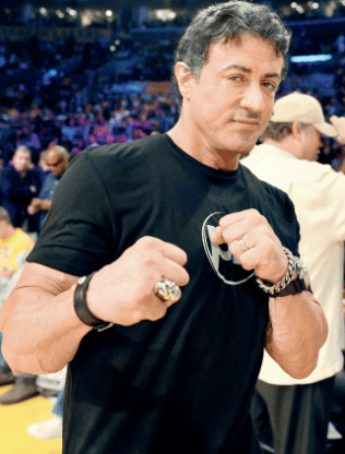 Sylvester Stallone workout routine and tips