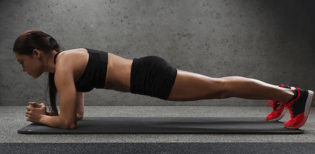 best plank fitness exercises for females