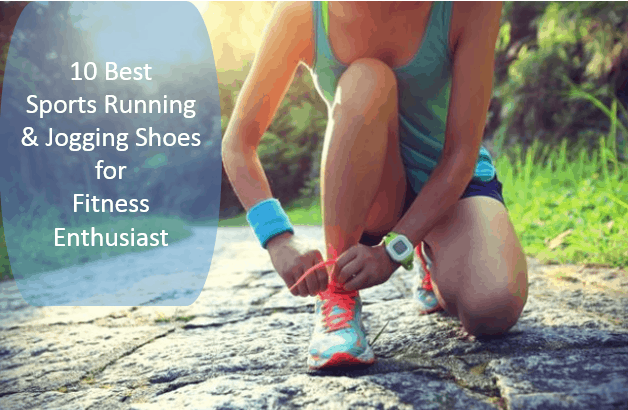 best running and jogging shoes for fitness enthusiast