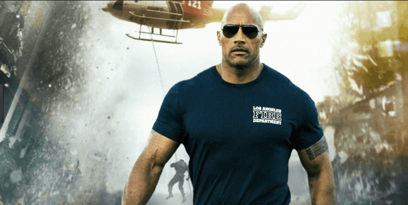 dwayne johnson hollywood pics