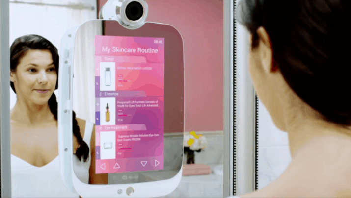himirror gadget for women and reviews