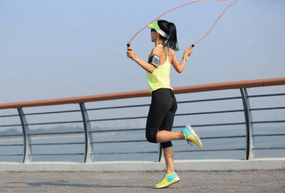 rope jumping exercise benefits and workout