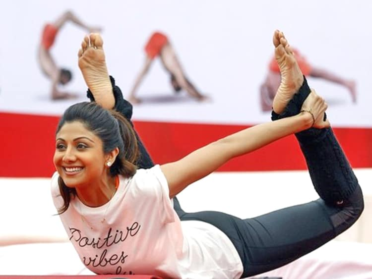shilpa shetty yoga tips and guide