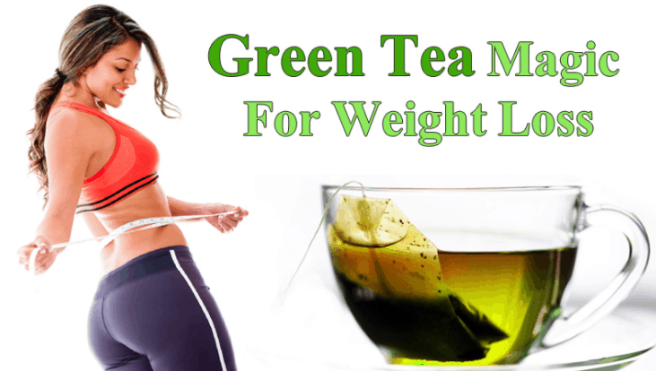 weight loss secret of green tea, reviews