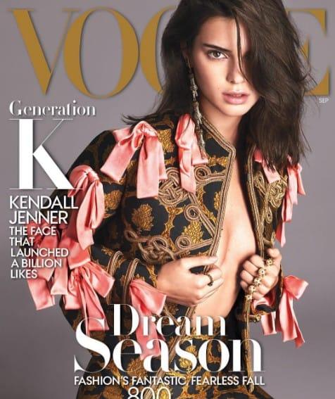 Follow Kendall Jenner