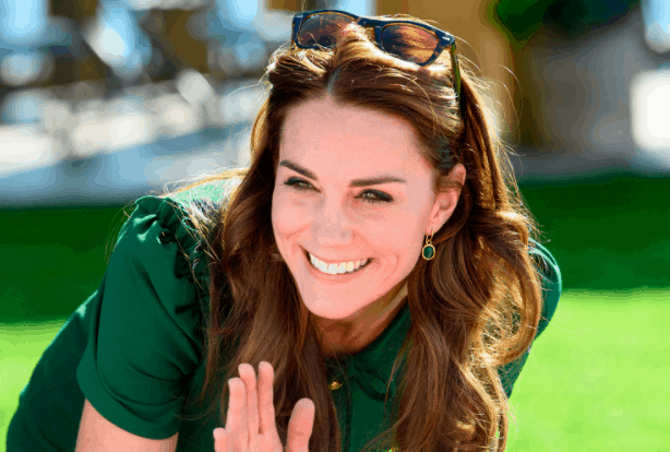 Kate middleton beauty and fitness mantra