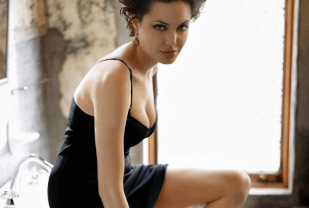 angelina jolie fitness and beauty mantra