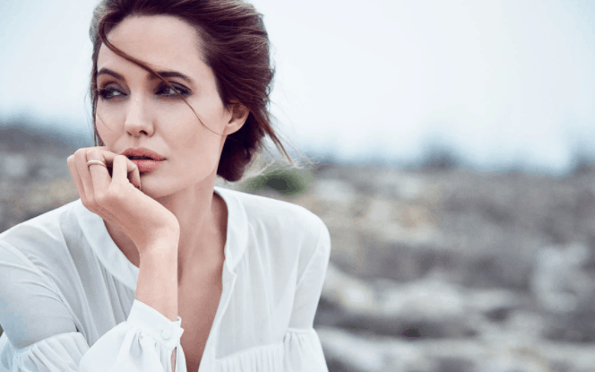 Angelina Jolie Is The Highest Paid Actress In Hollywood