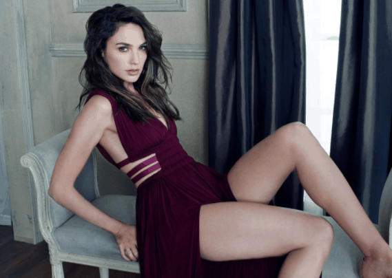 beautiful gal gadot sexy figure secrets