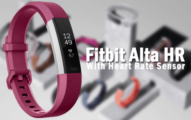 fitbit atra Hr fitness band and watch best review