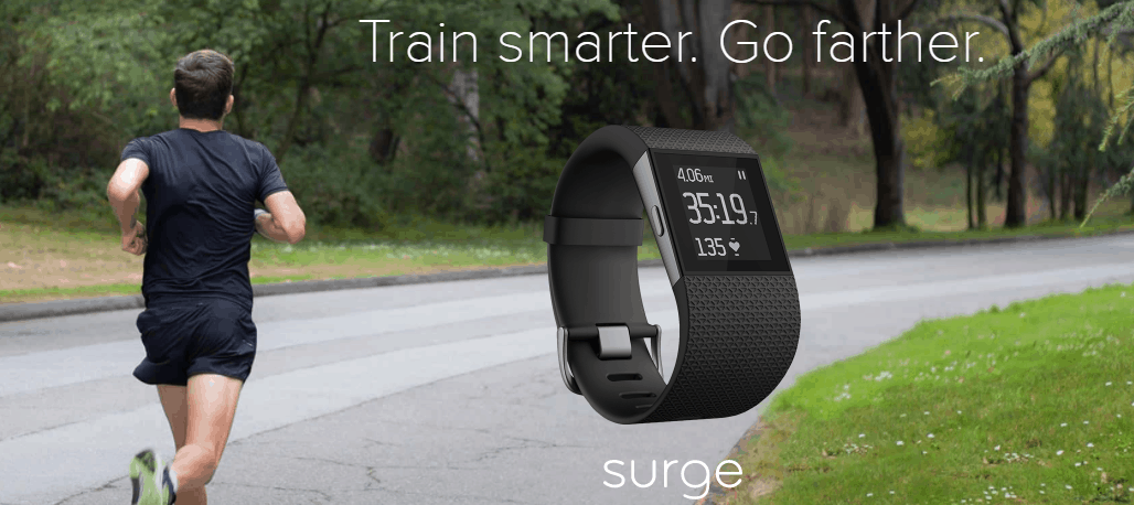 fitbit surge ultimate best smart fitness watch